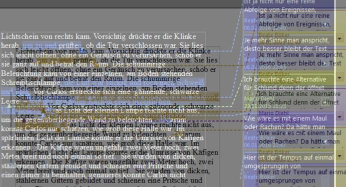 lektorat textüberarbeitung schreibstil