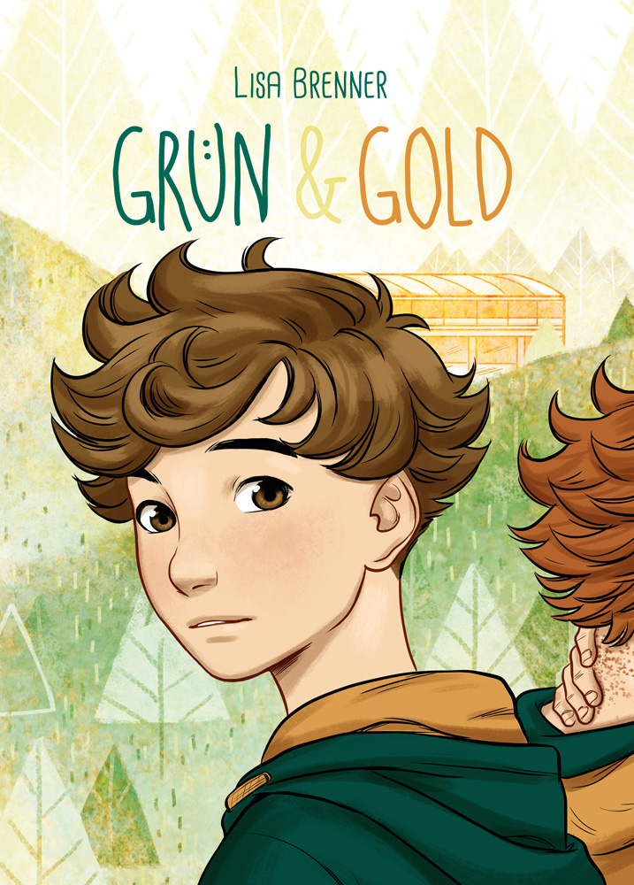 grün & gold by Lisa Brenner