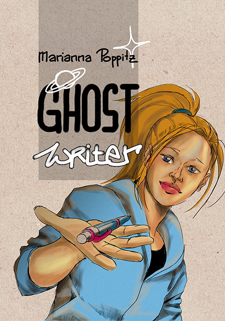 comic marianna poppitz ghost writer sliceoflife
