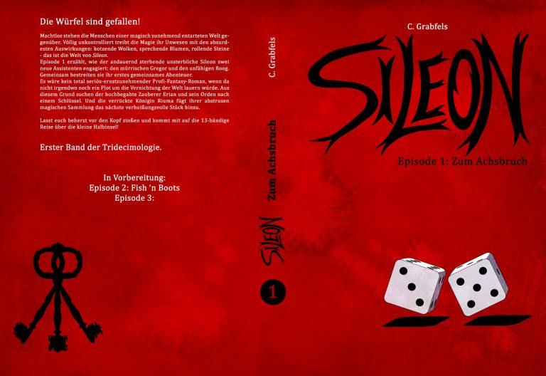 Cover Sileon Episode 1 Zum Achsbruch