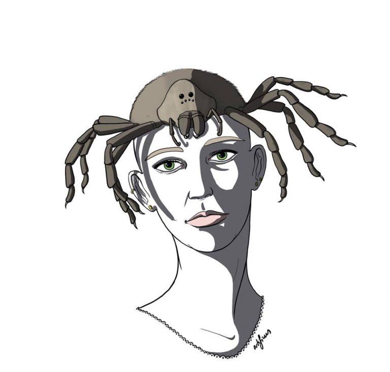 Kurzgeschichte Acht_Illustration von artificus